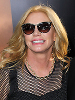 "HOLLYWOOD, LOS ANGELES, CA, USA - MAY 08: Shannon Tweed Simmons at the Los Angeles Premiere Of Warner Bros. Pictures And Legendary Pictures' ""Godzilla"" held at Dolby Theatre on May 8, 2014 in Hollywood, Los Angeles, California, United States. (Photo by Xavier Collin/Celebrity Monitor)"