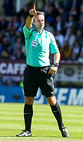 Referee Paul Tierney<br /> <br /> Photographer Alex Dodd/CameraSport<br /> <br /> The Premier League - Burnley v Bournemouth - Sunday 13th May 2018 - Turf Moor - Burnley<br /> <br /> World Copyright &copy; 2018 CameraSport. All rights reserved. 43 Linden Ave. Countesthorpe. Leicester. England. LE8 5PG - Tel: +44 (0) 116 277 4147 - admin@camerasport.com - www.camerasport.com