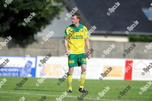 2013-07-14 / Voetbal / seizoen 2013-2014 / Witgoor Dessel / Dieter Conderaerts<br /><br />Foto: Mpics.be