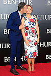 LOS ANGELES - AUG 16: Mark Burnett, Roma Downey at the premiere of Ben-Hur at the TCL Chinese Theatre IMAX on August 16, 2016 in Los Angeles, California