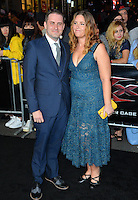 F. Scott Frazier &amp; Guest at the Los Angeles premiere for &quot;XXX: Return of Xander Cage&quot; at the TCL Chinese Theatre, Hollywood. Los Angeles, USA 19th January  2017<br /> Picture: Paul Smith/Featureflash/SilverHub 0208 004 5359 sales@silverhubmedia.com