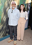 HOLLYWOOD, CA - JUNE 26: Miguel Sandoval (L) and daughter Olivia Sandoval attend the Los Angeles premiere of the HBO limited series 'Sharp Objects' at ArcLight Cinemas Cinerama Dome on June 26, 2018 in Hollywood, California.