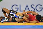 30/07/2014 - Wrestling - Commonwealth Games Glasgow 2014 - SECC - Glasgow - UK