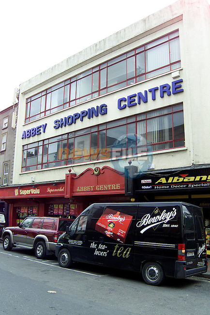 Abbey Shopping Centre.Picture: Paul Mohan/Newsfile