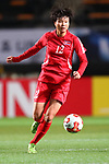 Kim Yun Mi (PRK), <br /> DECEMBER 11, 2017 - Football / Soccer : <br /> EAFF E-1 Football Championship 2017 Women's Final match <br /> between North Korea 1-0 South Korea <br /> at Fukuda Denshi Arena in Chiba, Japan. <br /> (Photo by Naoki Nishimura/AFLO)