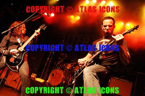 Alterbridge; Mark Tremont; Live, In New York City, 2007.Photo Credit: Eddie Malluk/Atlas Icons.com