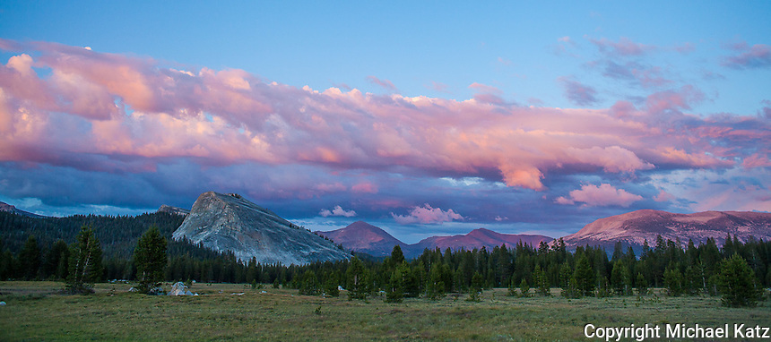 Last Light, Tuolumne Meadows II