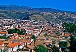 Cidade de Sucre. Bol&iacute;via. <br /> Foto de Juca Martins. Data: 1997.