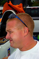 Randy Spitler, crewman for Wyatt Nelson.