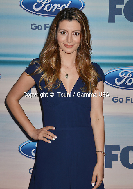 Nasim Pedrad at 10th ECO Casino Party 2014 at the Bungalow in Santa Monica.