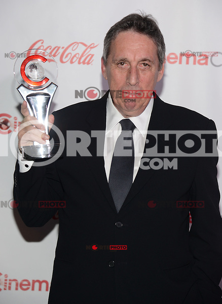 LAS VEGAS, NV - March 27: Lifetime Achievement Award winner Ivan Reitman at the CinemaCon Big Screen Achievement Awards on March 27, 2014 in Las Vegas, Nevada. © Kabik/ Starlitepics