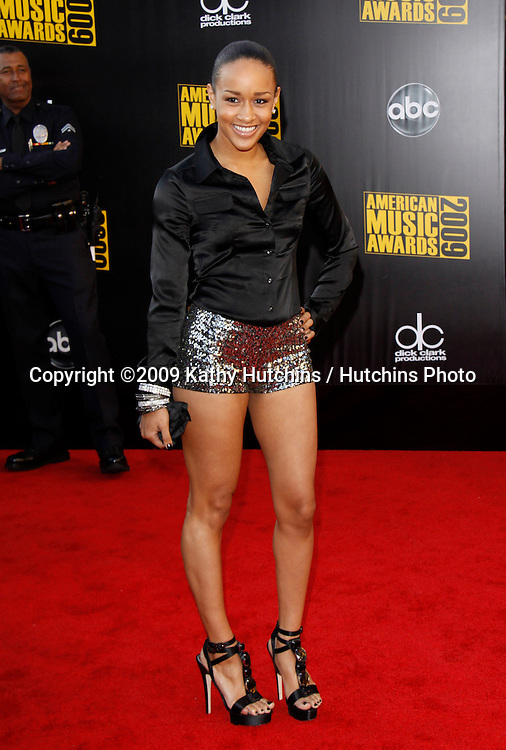 Chani.The 2009 American Music Awards - Arrivals.Nokia Theatre L.A. Live.Los Angeles, CA.November 22, 2009.©2009 Hutchins Photo....