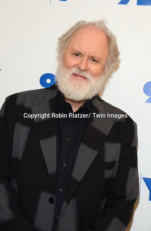 """John Lithgow attends the """"Love Is Strange"""" screening at the 92nd Street Y ON July 28, 2014."""