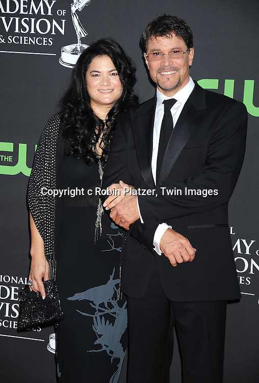 Peter Reckell and wife Kelly