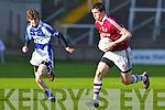 Thomas Curran Dromid Pearses v  Derrytresk in the AIB All Ireland Junior Club Championship Semi Final at Portlaoise on Sunday