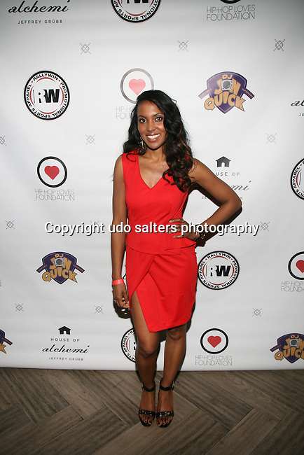 Honoree DR. MEENA SINGH at DJ Jon Quick's 5th Annual Beauty and the Beat: Heroines of Excellence Awards Honoring AMBRE ANDERSON, DR. MEENA SINGH,<br />