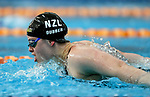 Rebecca Dubber (para) in action during the Swimming New Zealand Short Course Championships,Owen G Glenn National Aquatic Centre, Auckland, New Zealand, Wednesday 4 October 2017. Photo: Simon Watts/www.bwmedia.co.nz