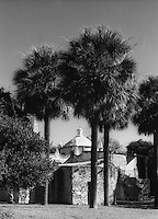 Mission Concepcion, San Antonio, Texas.<br /> <br /> Canon EOS 1, 50mm lens, Kodak TMAX 400 film