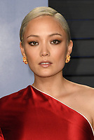 04 March 2018 - Los Angeles, California - Pom Klementieff. 2018 Vanity Fair Oscar Party hosted following the 90th Academy Awards held at the Wallis Annenberg Center for the Performing Arts. <br /> CAP/ADM/BT<br /> &copy;BT/ADM/Capital Pictures