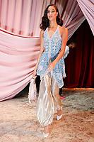 Ulyanna Sergeenko- Paris Haute Couture<br /> Paris Fashion week Haute Couture 2019<br /> Paris, France on July 01, 2019.<br /> CAP/GOL<br /> ©GOL/Capital Pictures