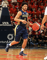 Georgia Tech guard Josh Heath (11) during the game Jan. 22, 2015, in Charlottesville, Va. Virginia defeated Georgia Tech 57-28.