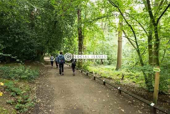 Trent Country Park, London Borough of Enfield, North London UK