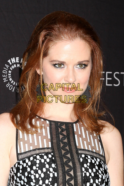 LOS ANGELES, CA - MARCH 19: Sarah Drew at the 34th Annual PaleyFest presentation of Grey's Anatomy at the Dolby Theater in Los Angeles, California on March 19, 2017. <br /> CAP/MPI/DE<br /> &copy;DE/MPI/Capital Pictures