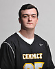 Kevin Snyder of Commack poses for a portrait during the Newsday varsity boys lacrosse season preview photo shoot at company headquarters on Thursday, Mar. 24, 2016.