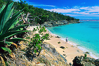 Genti Bay, St. John, U.S. Virgin Islands National Park