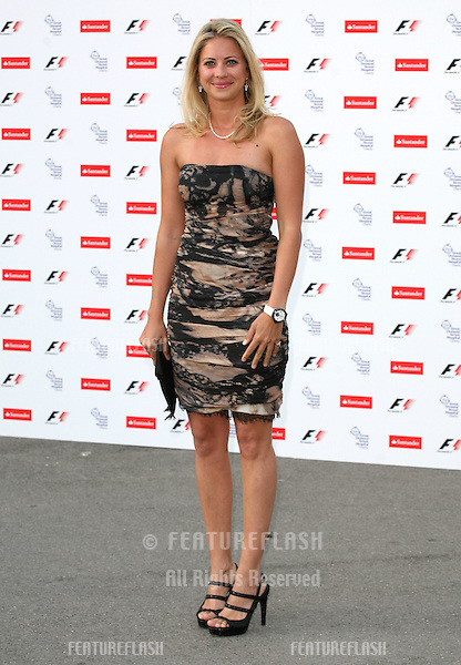 Holly Branson arriving for the F1 Party at the Natural History Musuem, London. 05/07/2010  Picture by: Alexandra Glen / Featureflash