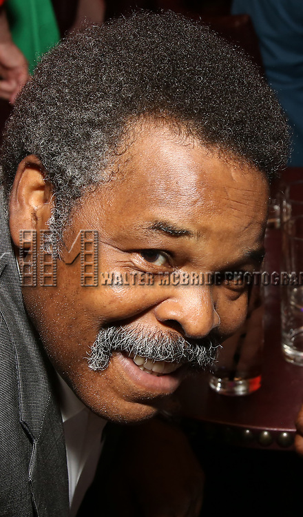 Ray Athony Thomas attends the 2017 New York Drama Critics' Circle Awards Reception at Feinstein's / 54 Below on 5/18/2017 in New York City.