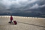 20140730 - Unwetter in Zadar Kroatien