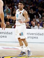 2017.01.05 EuroLeague Real Madrid Baloncesto VS Maccabi Tel Avic