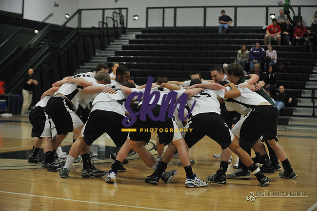 Mustang Mens volleyball defeated the Philadelphia Biblical Eagles.