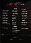 Lobby cast board for the Broadway Opening Night Curtain Call of 'The Cher Show'  at Neil Simon Theatre on December 3, 2018 in New York City.