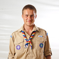 Scout from Moldavia.