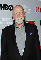 NEW YORK, NY - January 9: Dominic Chianese at HBO And Split Screens Festival The Sopranos 20th Anniversary panel discussion at the SVA Theatre in New York City on January 9, 2019. Credit: John Palmer/MediaPunch