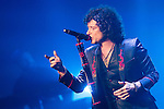 Enrique Bunbury in concert at the Teatro Real in Madrid. July 26. 2016. (ALTERPHOTOS/Borja B.Hojas)