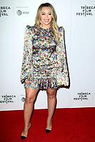 Hilary Duff beim Screening der TV-Serie 'Younger' auf dem 18. Tribeca Film Festival 2019 in den Spring Studios. New York, 25.04.2019