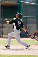 Brian Rike - Colorado Rockies, 2009 Instructional League.Photo by:  Bill Mitchell/Four Seam Images..