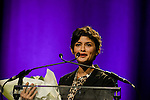 Audrey Tautou lors de la soirée de remise des bayards lors de la  29eme édition du Festival du Film Francophone, Namur le 03 octobre 2014 Belgique