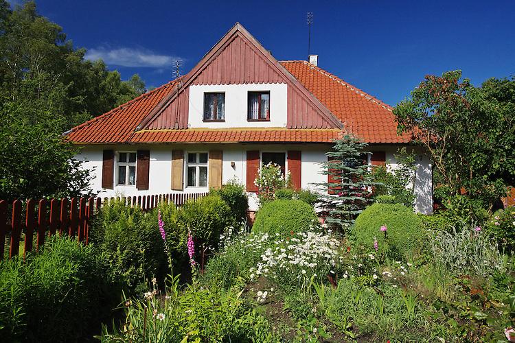 Domek latarnika, Hel<br /> House of the lighthouse keeper