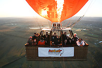 20120606 June 06 Hot Air Balloon Gold Coast