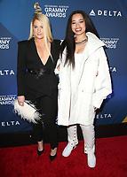 07 February 2019 - Los Angeles, California - Meghan Trainor, Ella Mai. Delta Air Lines 2019 GRAMMY Party held at Mondrian Los Angeles. Photo Credit: Faye Sadou/AdMedia