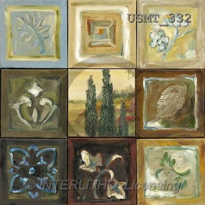 Malenda, STILL LIFES, paintings(USMT332,#I#) Stilleben, naturaleza muerta, illustrations, pinturas