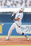 Riku Goto, AUGUST 4, 2015 - Baseball : All Japan Little-Senior Baseball Championship third place match between Higashi Nerima senior 4-7 Shinjuku senior at Jingu stadium in Tokyo, Japan. (Photo by Yusuke Nakanishi/AFLO SPORT)