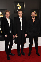 LOS ANGELES - JAN 26:  Rufus Du Sol at the 62nd Grammy Awards at the Staples Center on January 26, 2020 in Los Angeles, CA