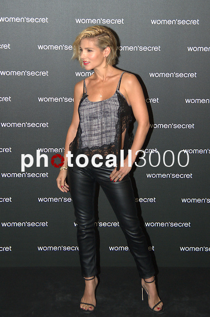 Spanish actress Elsa Pataky promotes Women's Secret first fashion film at Camera Studio in Madrid on September 24, 2014. Photo by Eduardo Dieguez/DYD FOTOGRAFOS-DYDPPA