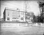 Frederick Stone negative. Anderson School. Undated Photo.