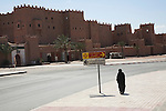 The kasbah of Taourirt, Ouarzazate, Morocco, north Africa